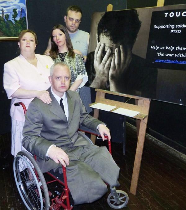 local play to raise combat vet PTSD awareness 600