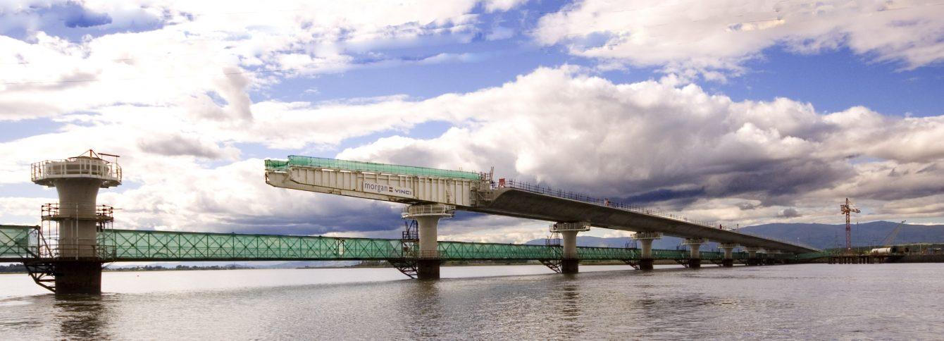 Kincardine Bridge Aug 2007